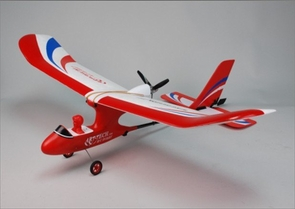 Electric Trainer Wing Dragon 3 Channel Brushless RC Airplane