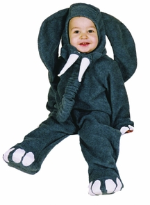 Elephant 18 To 24 Months Costume