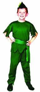 Elf Child Large Costume