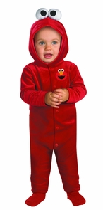 Elmo Tickle Me Infant 12-18 Mo Costume
