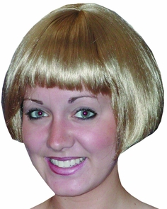 Eve Wig Honey Blonde Costume