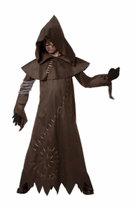 Evil Warlock Child Medium Costume