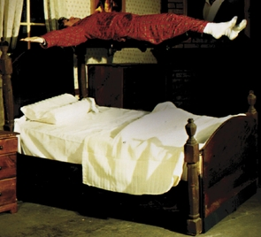 Exorcist Bed Costume