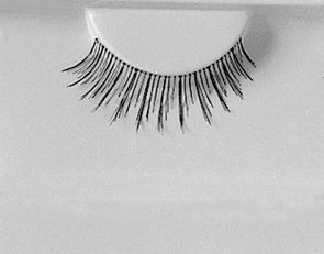 Eyelashes Black 503 Costume