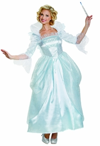 Fairy Godmother Adt 8-10 Prest Costume