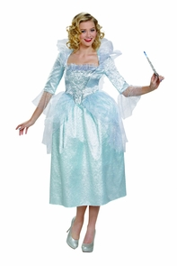 Fairy Godmother Adult 4-6 Costume