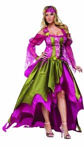 Fairy Queen Adult Small 4-6 Costume