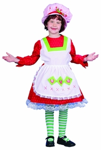 Fairy Tale Country Girl Small Costume