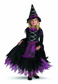 Fairy Tale Witch 4 To 6 Child Costume