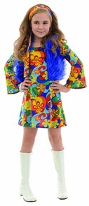 Far Out Child Large Costume
