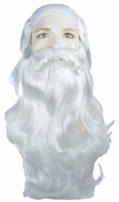 Father Time/merlin White Wig O Costume