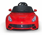 Magic Cars® Ferrari Ride On Battery Powered RC Car W/Keys