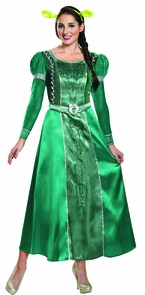 Fiona Deluxe Adult 18-20 Costume