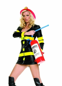 Fire Extinguisher Costume
