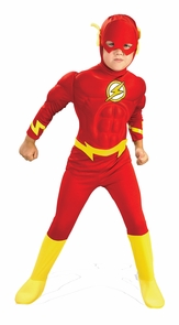 Flash Muscle Chest Toddler Costume