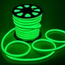 Flex LED Neon Rope Light Green 150' Holiday Decorative Lighting