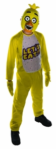 Boy's Chica Costume - Five Nights At Freddy's Costume