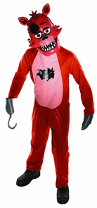 Fnf Foxy Costume Child Medium Costume