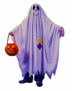 Friendly Ghost Child Small Costume