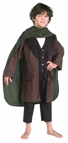 Boy's Frodo Costume - Lord Of The Rings Costume