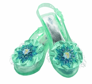 Frozen Elsa Shoes Child Costume