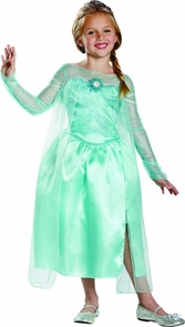 Frozen Elsa Snow Queen 7-8 Costume
