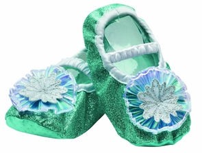 Frozen Elsa Toddler Slippers Costume