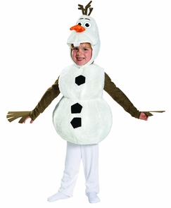 Frozen Olaf 3t-4t Costume
