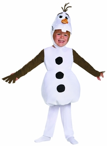 Frozen Olaf Tddlr Clssic 3t-4t Costume
