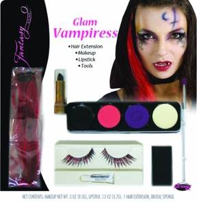 Glam Series Make Up Vampiress Costume