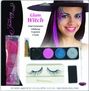 Glam Series Make Up Witch Costume