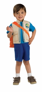 Go Diego Go Small Costume