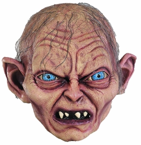 Gollum Mask - Lord Of The Rings Costume