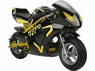 Grand Prix 49cc Gas Pocket Bike Scooter