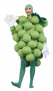 Grapes Green Adult Costume Costume
