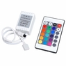 GRB SMD LED Strip Light IR Remote Controller 24 Key