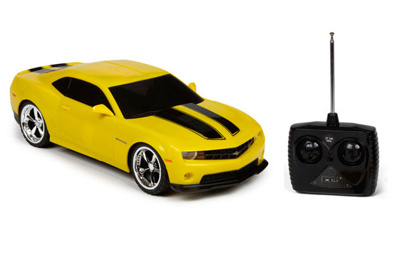 Remote Control Cars >> Chevy Ss Remote Control Camaro Electric Rc Car