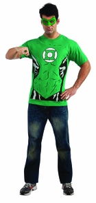 Green Lantern Shirt Large Costume