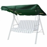 Green Outdoor Patio Swing Canopy Replacement 5.5 Foot