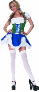 Gretchen Adult Large Costume