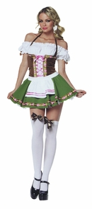 Gretchen Beer Garden Large Costume