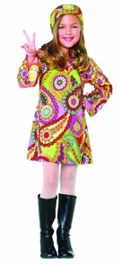 Groovy Girl Small Costume