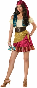 Gypsy Jr Small Costume