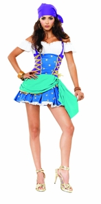 Gypsy Princess Small Medium Costume