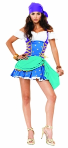 Gypsy Princess Teen Sm-medium Costume