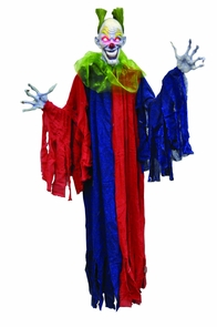 Hanging Evil Clown 60 Inches Costume