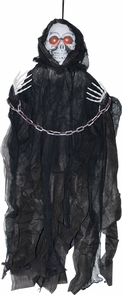 "36"" Hanging Reaper In Chains Costume"