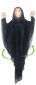 Hanging Spinning Reaper Costume