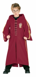 Harry Potter Quidditch Child L Costume