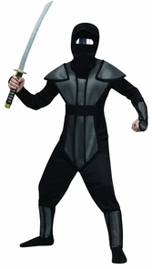 Haunted Mirror Ninja Child Md Costume